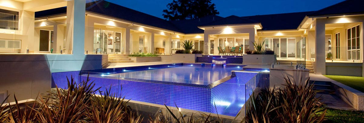 Inground pool designs