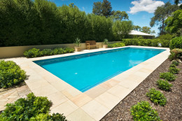 Family lap pool - Beecroft