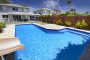 Family Pool with waterslide - Cronulla