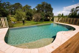 Saltwater swimming pool – Galston