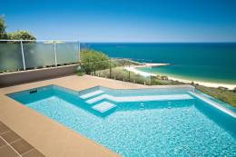 Solar Heated Pool - Killcare Heights