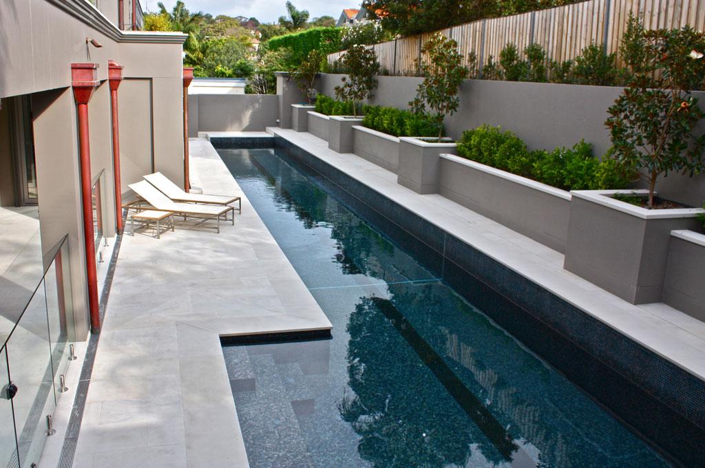 Self Cleaning Pool Mosman Crystal Pools