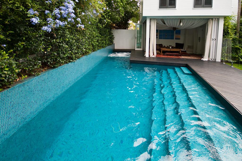 Lap Pool Length Home Design 2017
