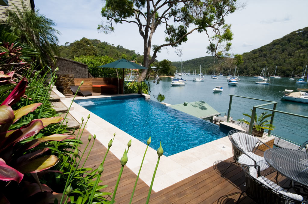 Northern beaches swimming pool crystal pools for Pool design northern beaches
