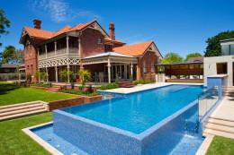 Lap pool - Roseville