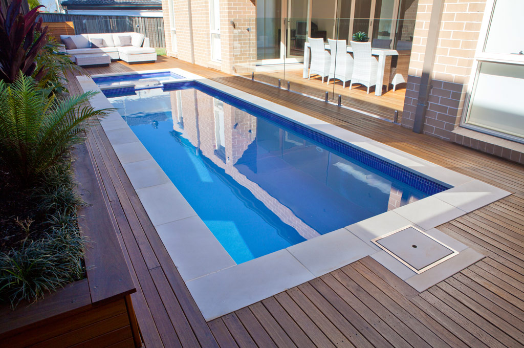 Plunge pool spa rouse hill crystal pools for China fleet club swimming pool prices