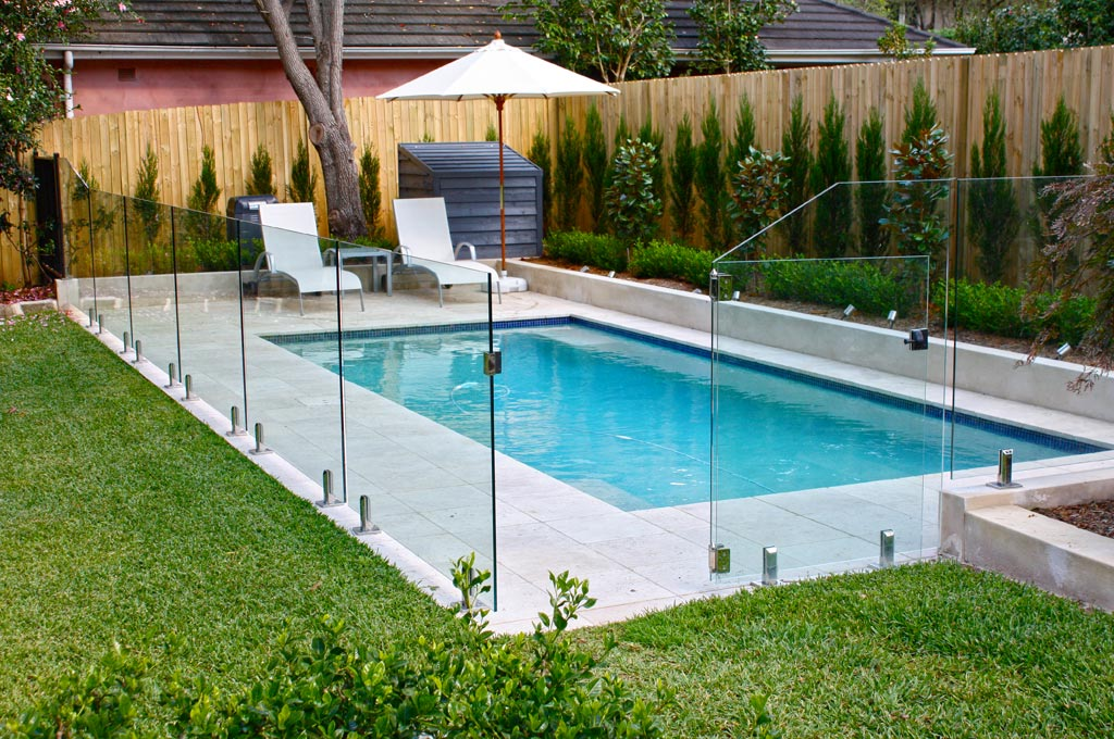 Glass Fencing Turramurra Crystal Pools