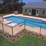 Geometric swimming pool - Wahroonga