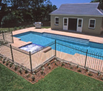 Geometric swimming pool - Wahroonga
