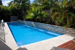 Family swimming pool - Wheeler Heights