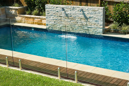 Family plunge pool - Willoughby