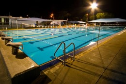 Dunlop Park Aquatic Centre refurbishment
