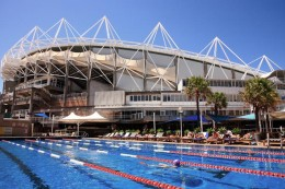 Sydney Cricket Ground swimming pool