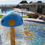 Holiday Park swimming pool - Merimbula