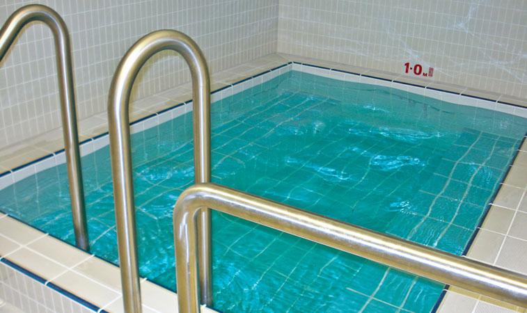 Sydney Cricket Ground Ice Bath