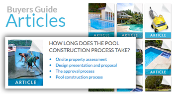 Pool buyers guide articles