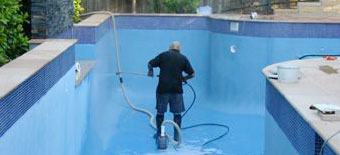 Inground Concrete Swimming Pool Builders. Crystal Pools Sydney