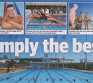 Swimmers rate new Gold Coast Aquatic Centre A++
