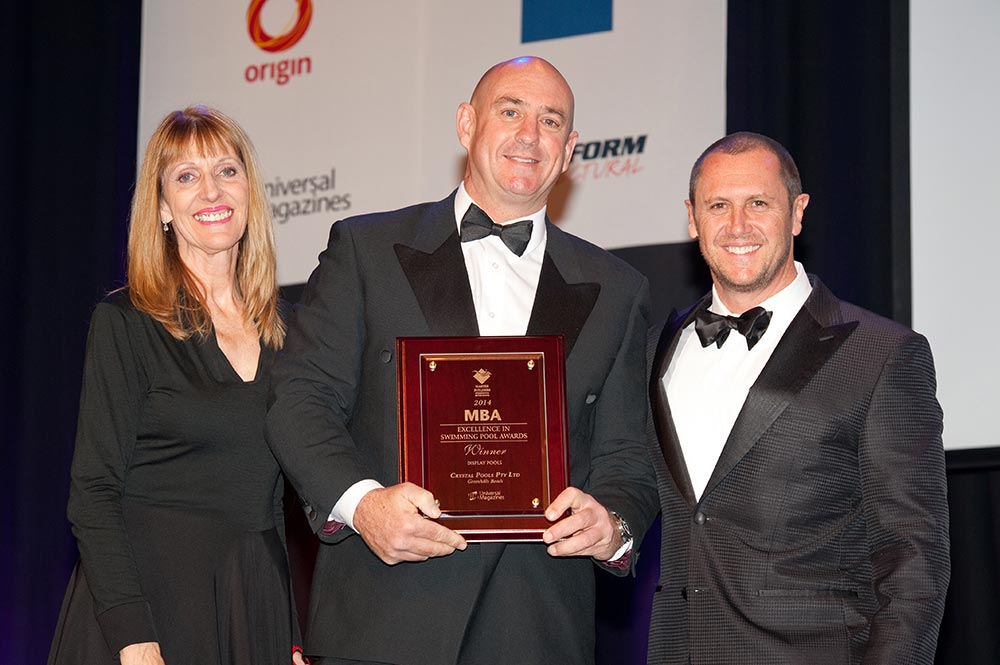 Paul Hicken receives 3 MBA awards in Sept 2014