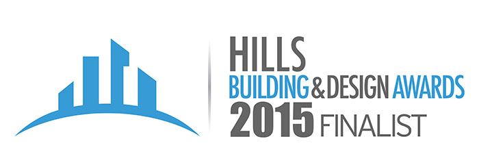 Hills Building & Design Award finalist