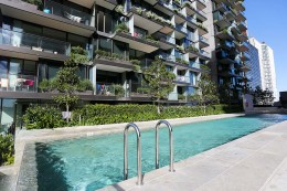 One Central Park Pool | Sydney