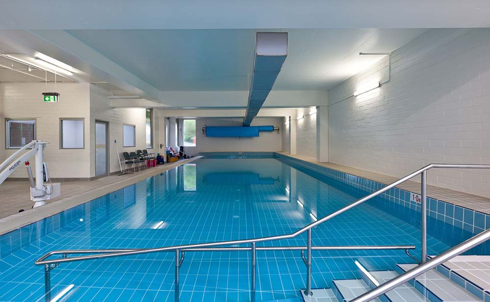 Lawrence Hargrave Hydrotherapy