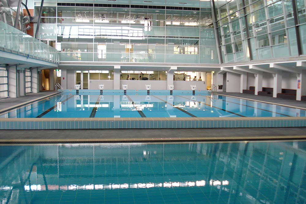 School Aquatic Facilities | Queenwood Girls School