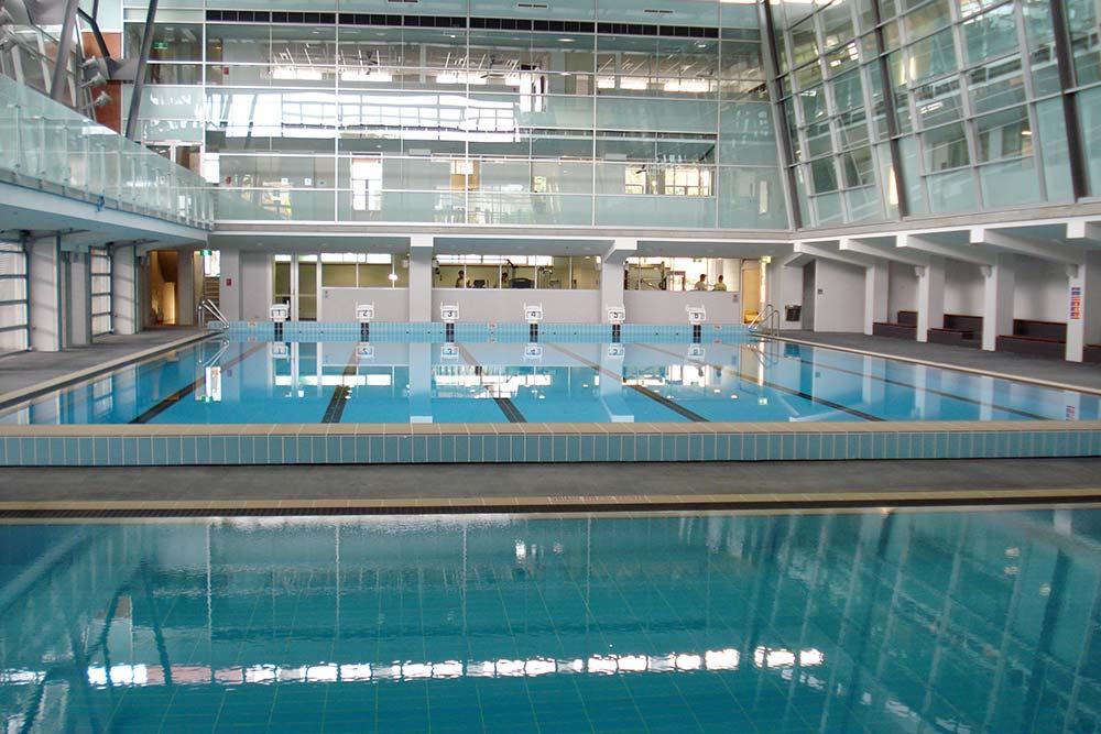 Queenwood Girls School Crystal Pools