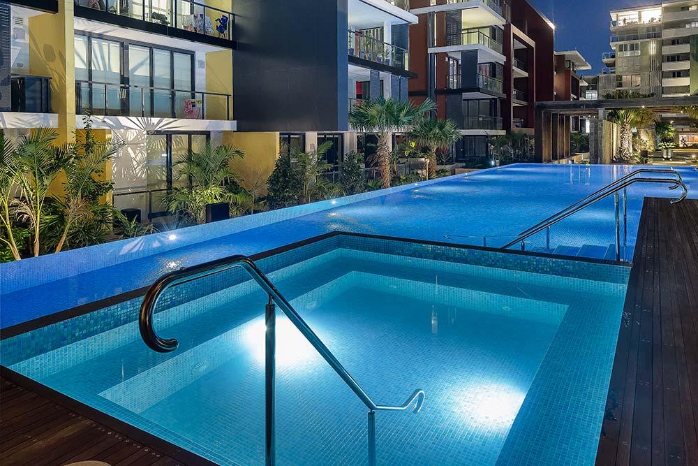 Top Ryde Residents Pool Crystal Pools