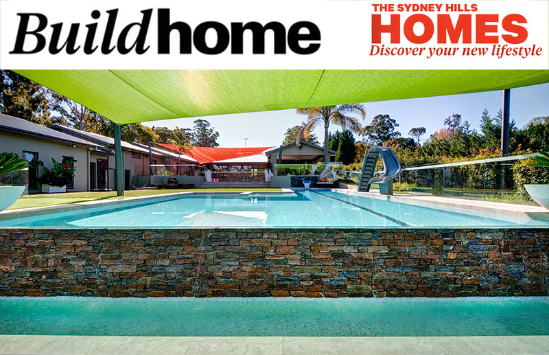 Hills District Homes magazine