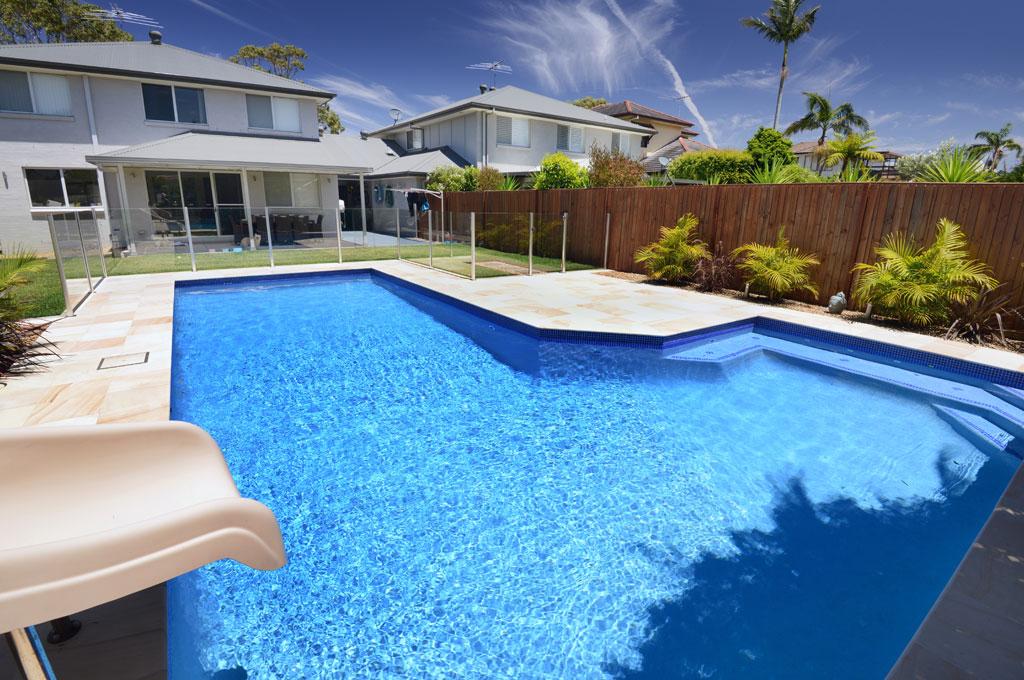 Types of inground swimming pools - Crystal Pools
