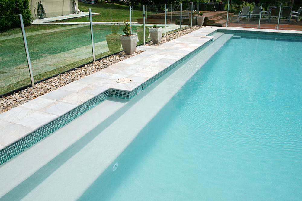 types of pool fencing