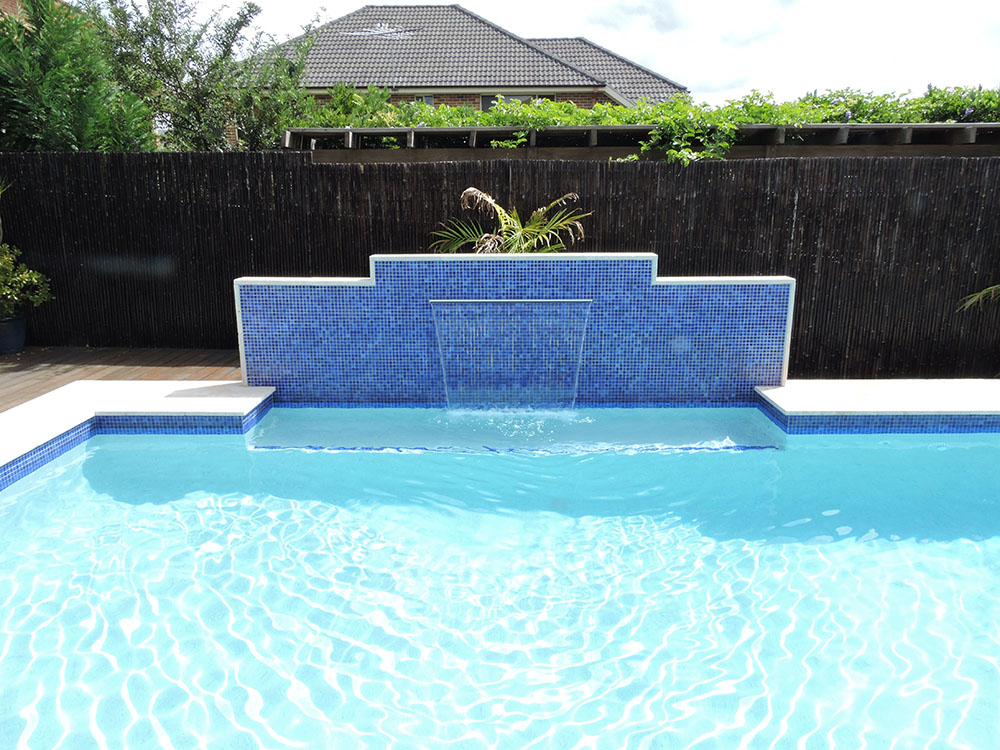 Swimming Pool Steps Ledges Crystal Pools