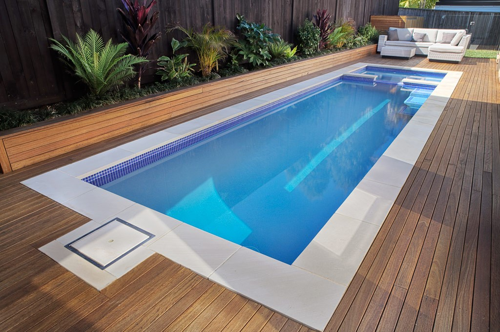Swimming Pool Placement Crystal Pools