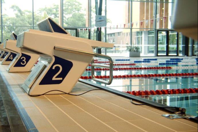 Pymble Ladies college swimming pool
