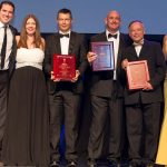 MBA Award winners 2016