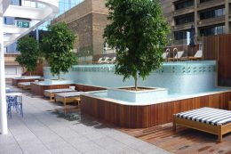 Resort Swimming Pool, Primus Hotel