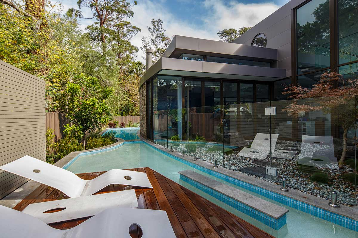 Integrated Swimming Pool 13047