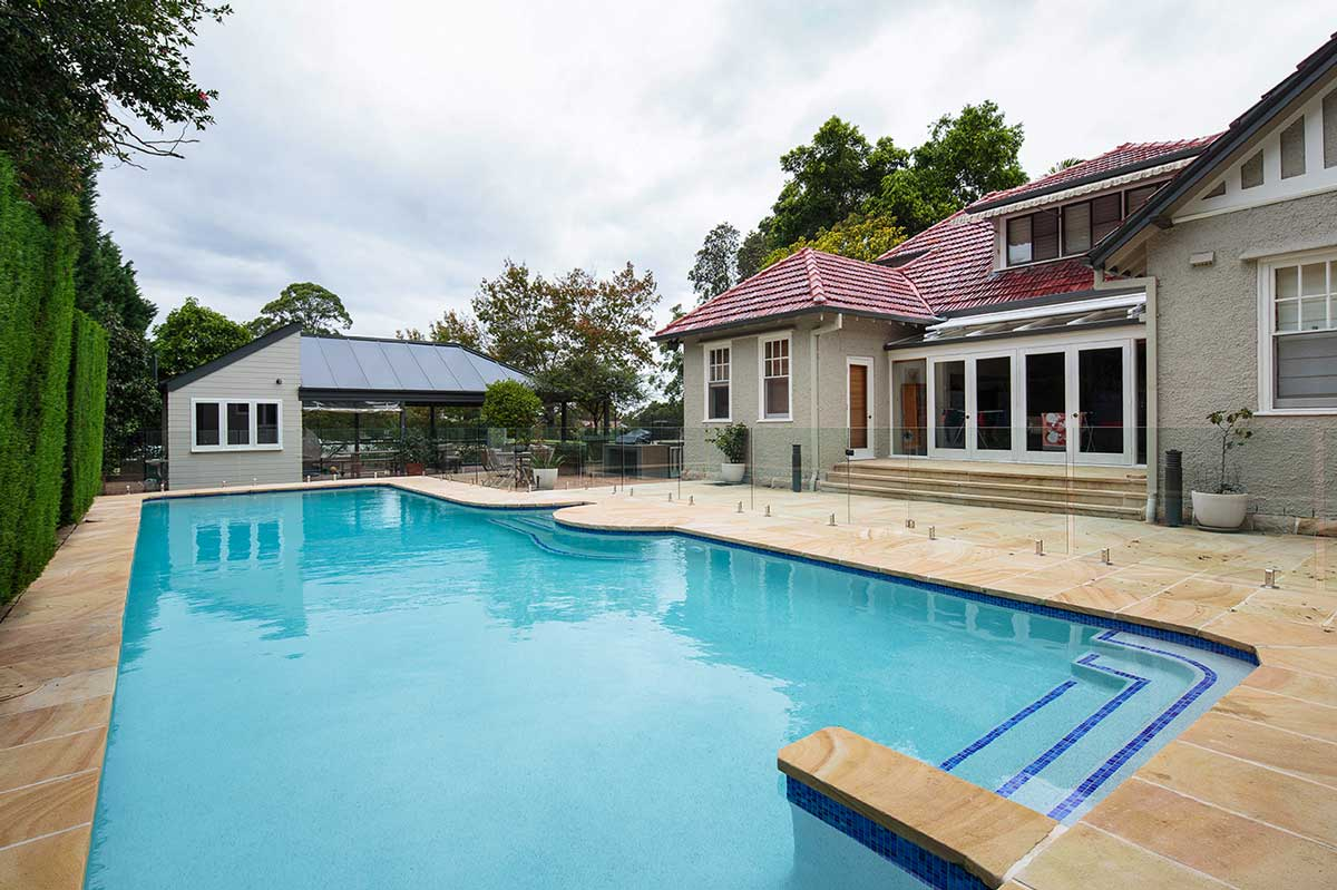 Gordon lap pool renovation - 903689