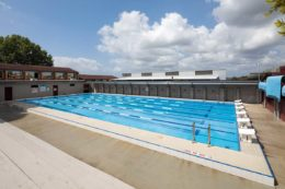 St Patrick's College Swimming Pool