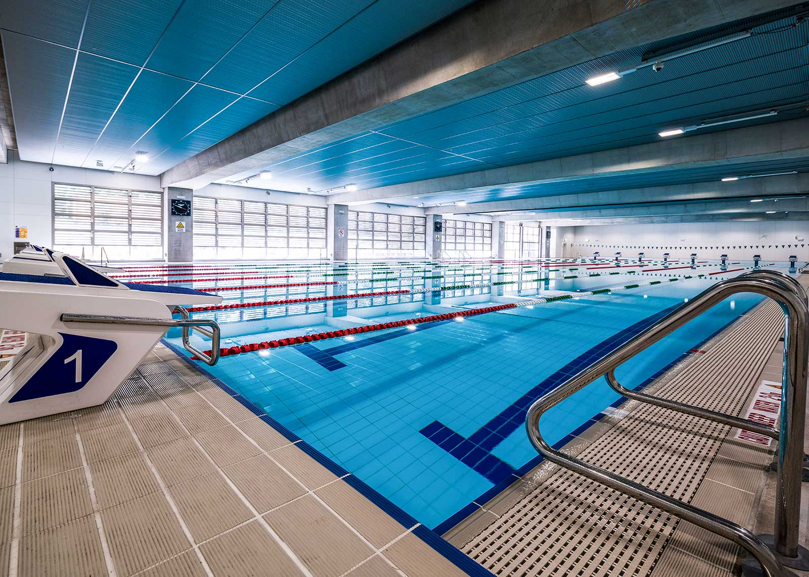 Trinity Grammar School Pool