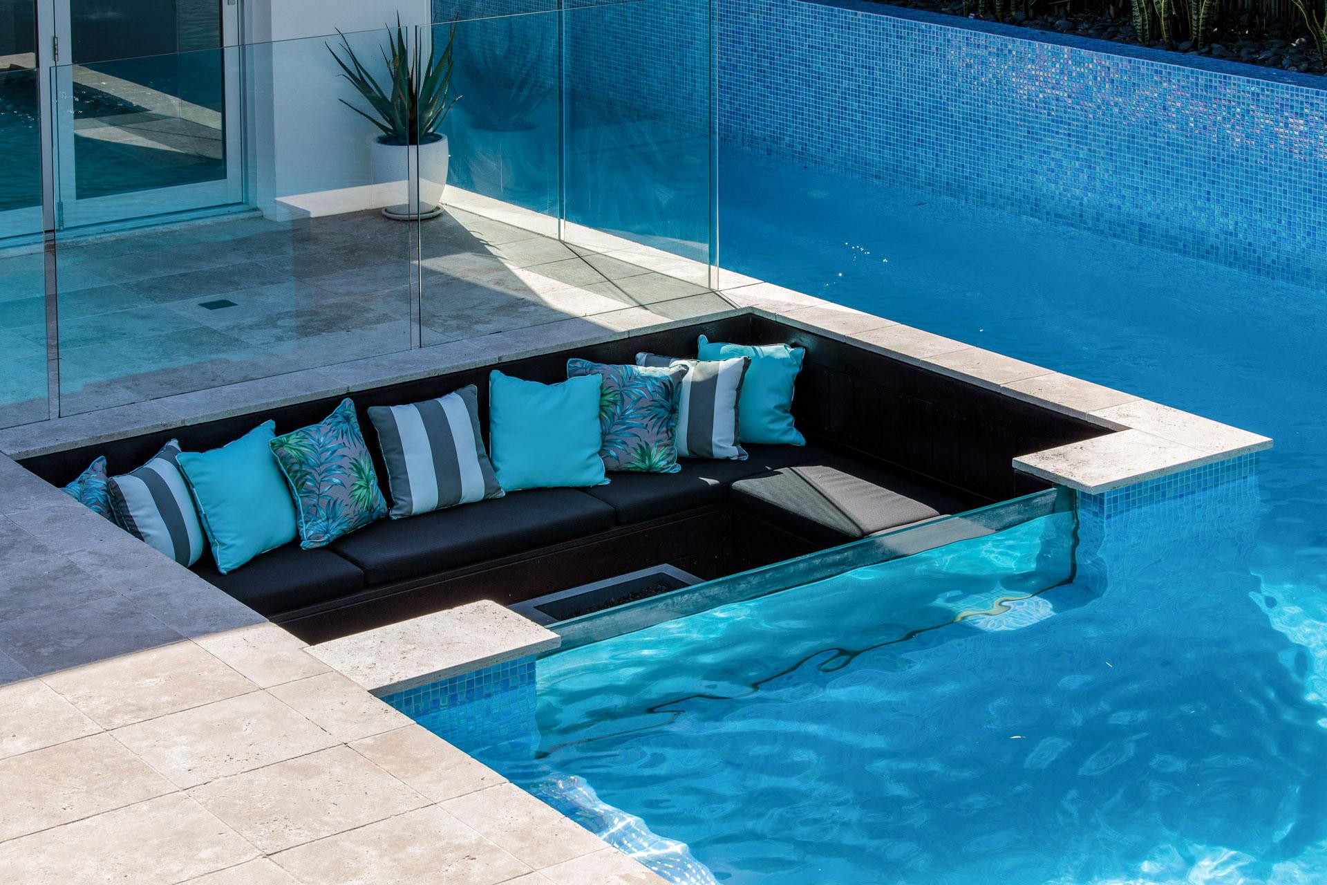 Greenhills Beach Lap Pool - Crystal Pools Sydney Pool Builder