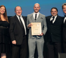 2019 MBA Award presentation