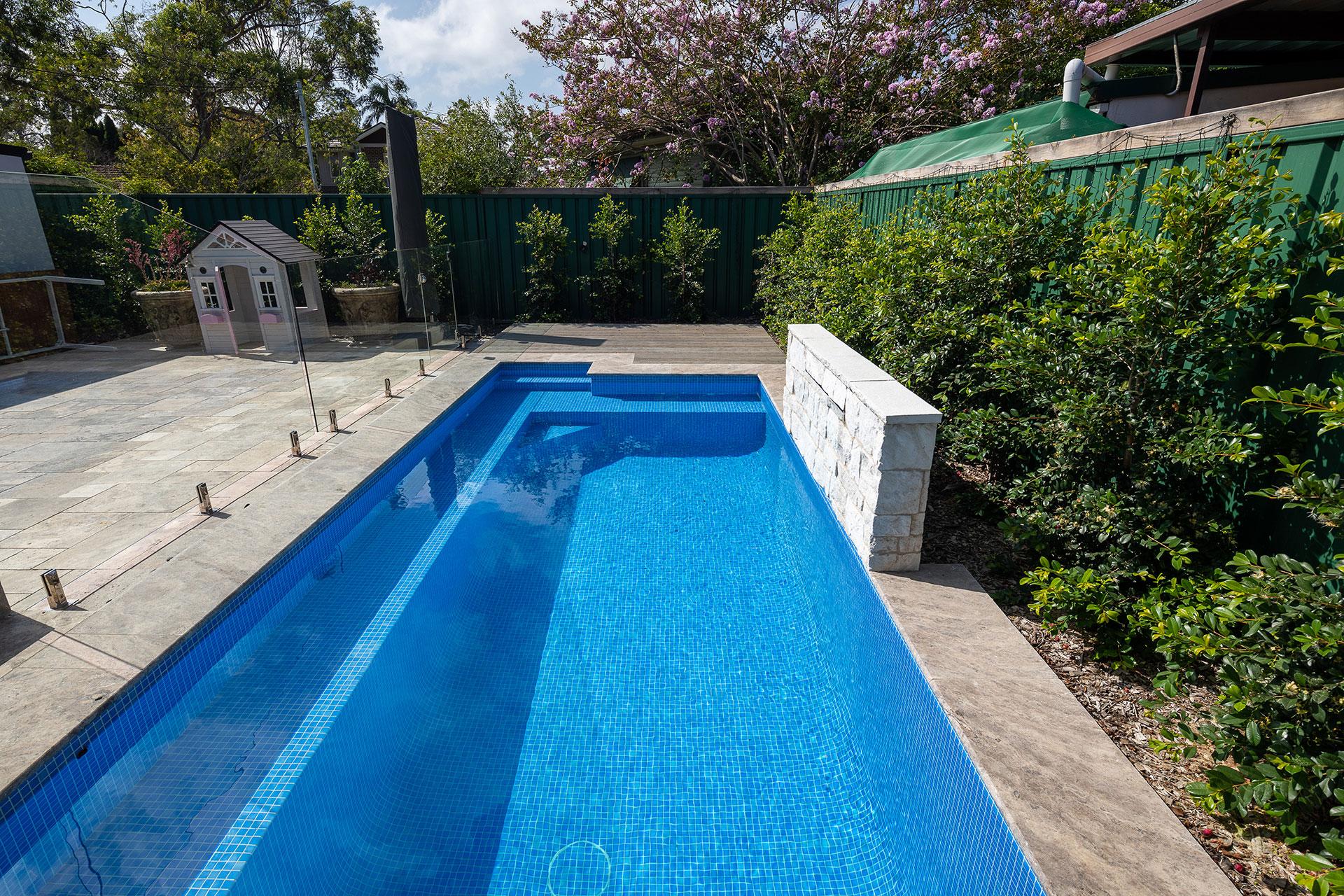 Family Plunge Pool Forestville